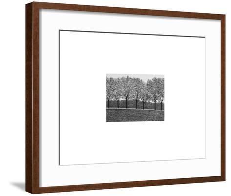 November-Michael Rausch-Framed Art Print