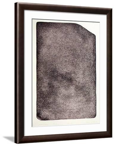 Gegen die Folter-David Rabinowitch-Framed Art Print