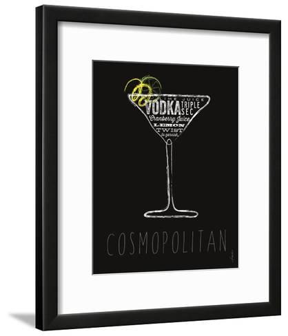 Cosmopolitan-Stephen Fowler-Framed Art Print