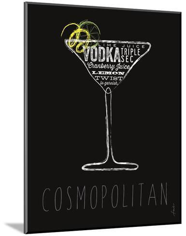 Cosmopolitan-Stephen Fowler-Mounted Art Print