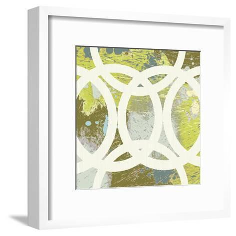 Circling II-Maja-Framed Art Print