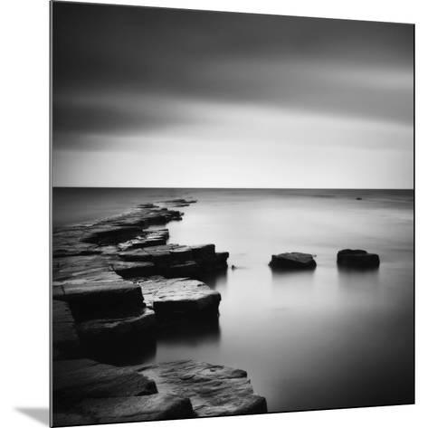 Coastal Calm-Nina Papiorek-Mounted Art Print