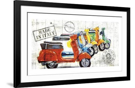 Made In Italy-Bresso Sol?-Framed Art Print