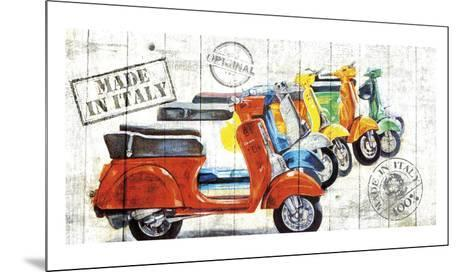 Made In Italy-Bresso Sol?-Mounted Art Print