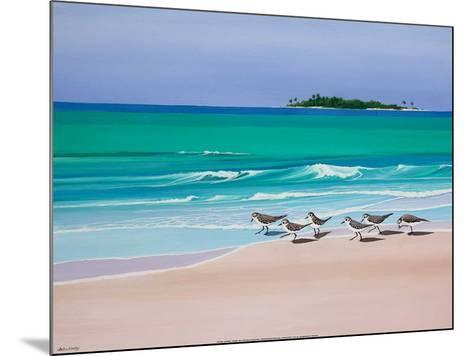 Sand Darlings-John Ketley-Mounted Art Print