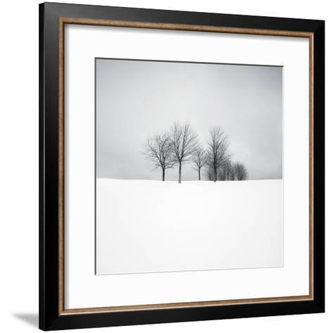 Wintertide-Hakan Strand-Framed Art Print