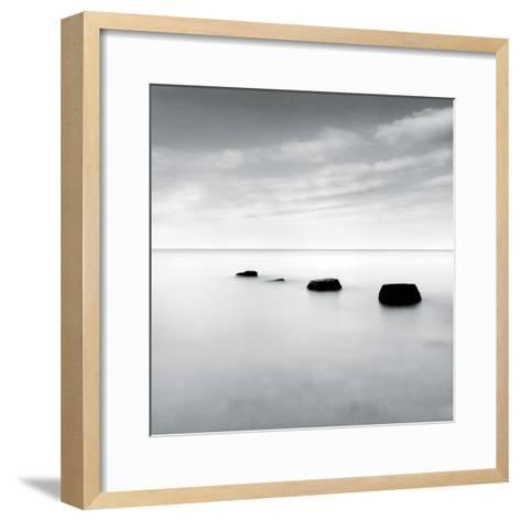 Moments III-Hakan Strand-Framed Art Print