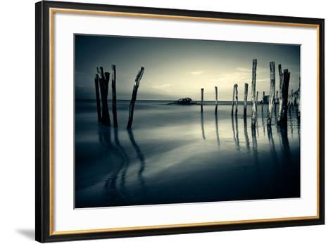 Shadows of Memory-David Keochkerian-Framed Art Print