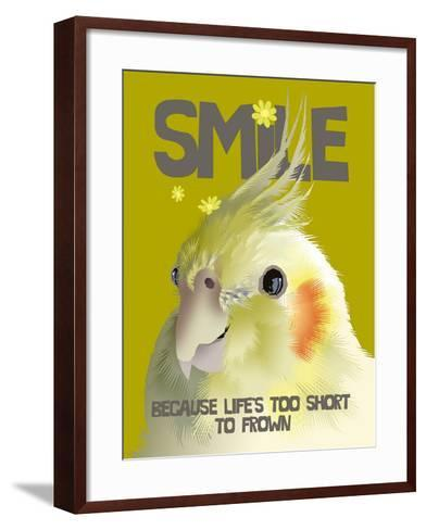 Smile II-Ken Hurd-Framed Art Print