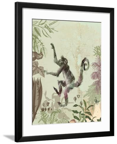 Mischief II-Ken Hurd-Framed Art Print