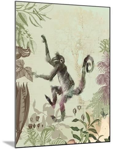 Mischief II-Ken Hurd-Mounted Giclee Print