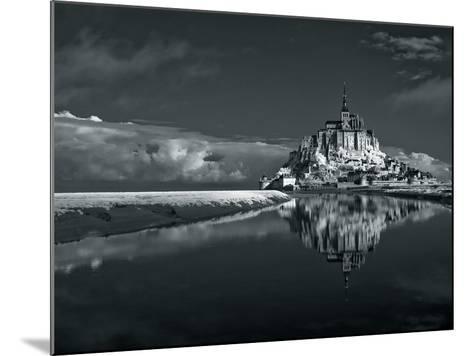 Mont Saint-Michel-Bob Krist-Mounted Giclee Print