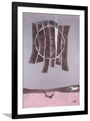 Untitled-Roberto Crippa-Framed Art Print