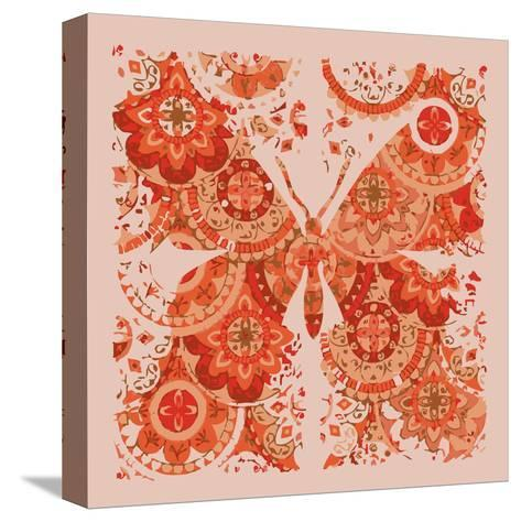 Butterfly-Teofilo Olivieri-Stretched Canvas Print