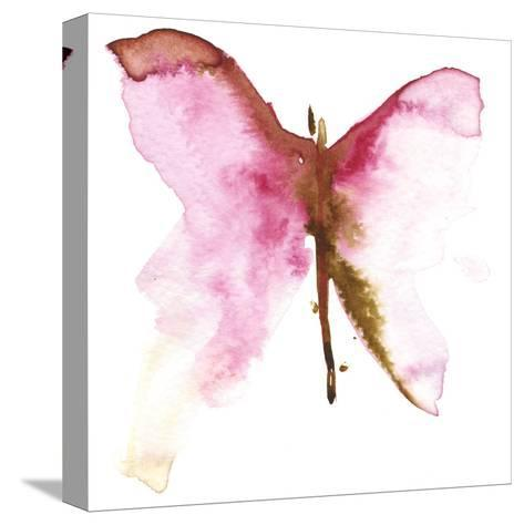 Delicate - No. 1-Kiana Mosley-Stretched Canvas Print