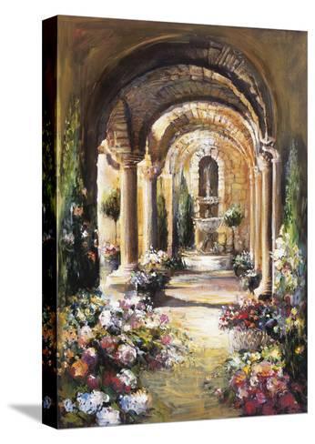 Viterbo-Mary Dulon-Stretched Canvas Print