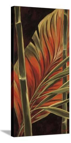 Makatea Leaves II-Yvette St^ Amant-Stretched Canvas Print
