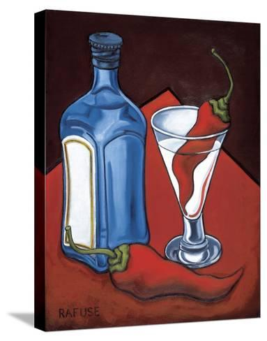 Cajun Martini-Will Rafuse-Stretched Canvas Print