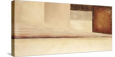 Descension-Michael & Susan Tamburrini-Stretched Canvas Print