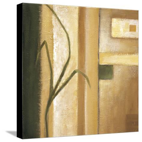Decorative Grasses I-Ursula Salemink-Roos-Stretched Canvas Print