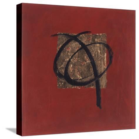 Zen Series I-Jennifer Strasenburgh-Stretched Canvas Print