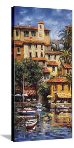 Harbour Heights-Malcolm Surridge-Stretched Canvas Print