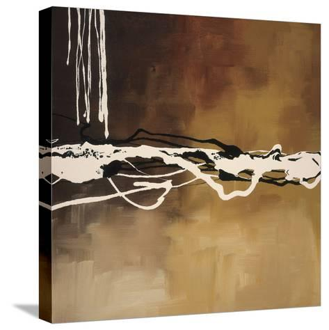 Copper Concerto I-Laurie Maitland-Stretched Canvas Print