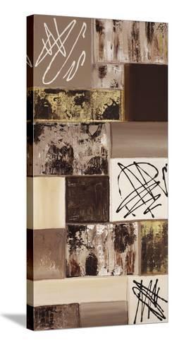 Complexity of Nature I-Julia Urquhart-Stretched Canvas Print