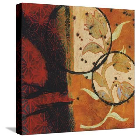 Transparencies I-Valerie Willson-Stretched Canvas Print