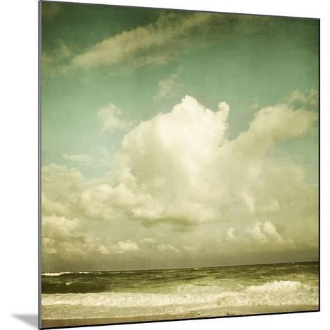 Why Don?t Clouds Fall from the Sky?-Irene Suchocki-Mounted Art Print