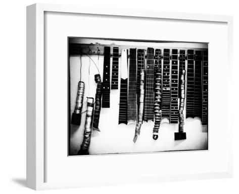 Guitar Factory I-Tang Ling-Framed Art Print