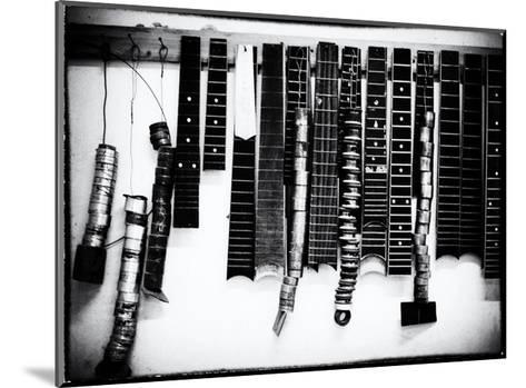 Guitar Factory I-Tang Ling-Mounted Art Print