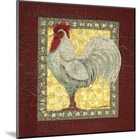 Chic White-Wendy Russell-Mounted Art Print