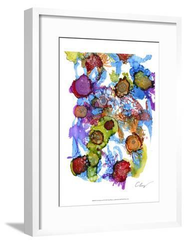 Coastal Spectrum I-Cheryl Baynes-Framed Art Print