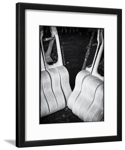 Guitar Factory VI-Tang Ling-Framed Art Print