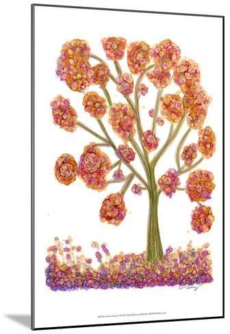 Autumn Fantasy I-Cheryl Baynes-Mounted Art Print