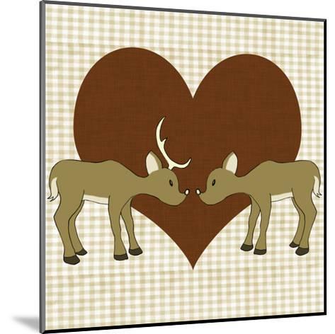 You & Me I-Pam Ilosky-Mounted Art Print
