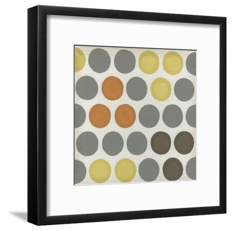 Marquee Lights I-Erica J^ Vess-Framed Art Print