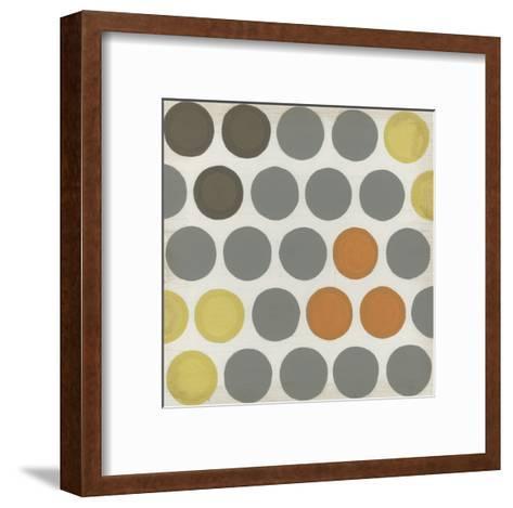 Marquee Lights IV-Erica J^ Vess-Framed Art Print