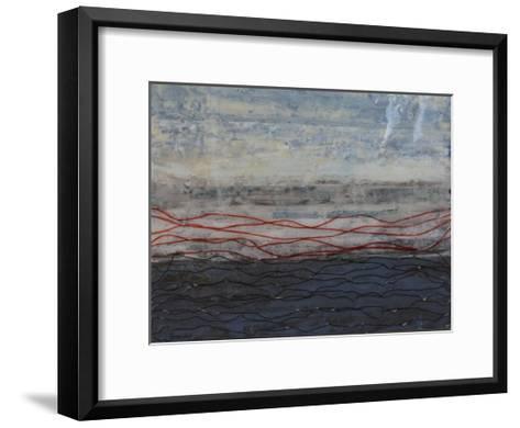 Sunrise in Winter I-Natalie Avondet-Framed Art Print