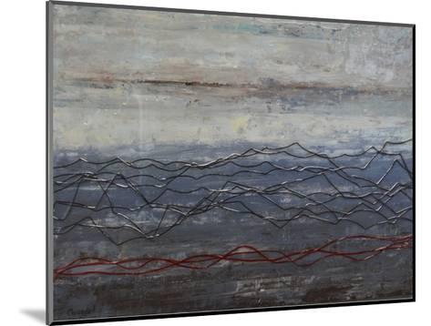 Sunrise in Winter II-Natalie Avondet-Mounted Art Print