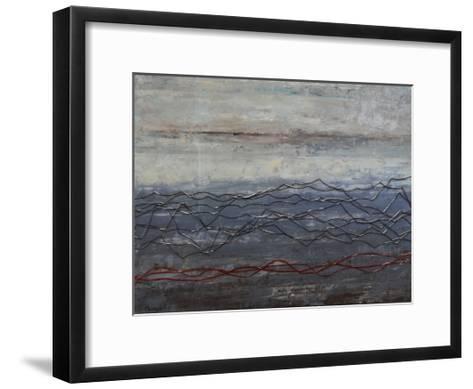 Sunrise in Winter II-Natalie Avondet-Framed Art Print