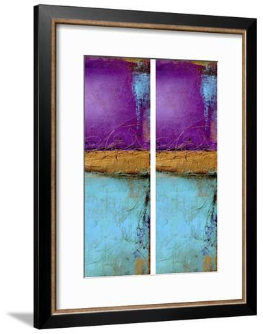 2-Up Jewel of the Nile II-Erin Ashley-Framed Art Print