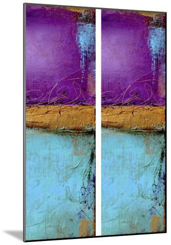 2-Up Jewel of the Nile II-Erin Ashley-Mounted Art Print