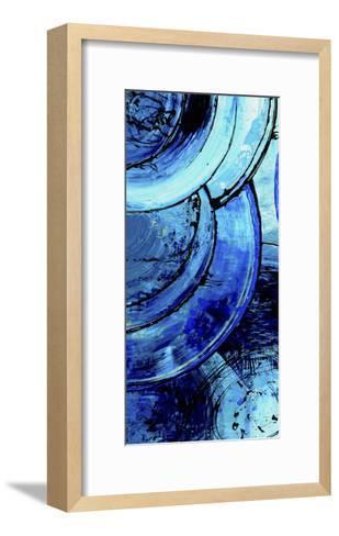 Blue Moons I-Erin Ashley-Framed Art Print