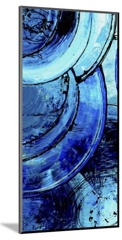 Blue Moons I-Erin Ashley-Mounted Art Print