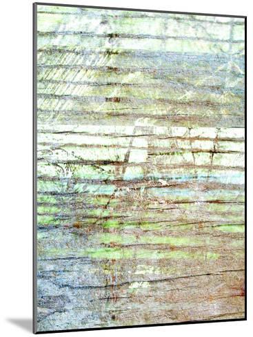 Beach Reflections I-Danielle Harrington-Mounted Art Print