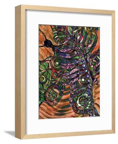 Flings I-Danielle Harrington-Framed Art Print