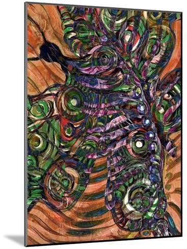 Flings I-Danielle Harrington-Mounted Art Print