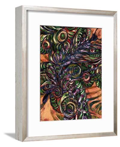 Flings II-Danielle Harrington-Framed Art Print
